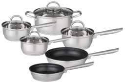 Berghoff Dorato Stainless Steel 10-Piece Cookware Set