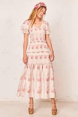 LoveShackFancy Thea Dress
