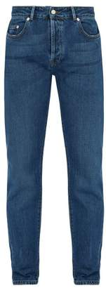 Officine Generale Kurt Jeans - Mens - Blue