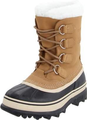 Sorel Caribou, Women Warm Lining Mid-Calf Boots, Brown (Buff), (43 EU)