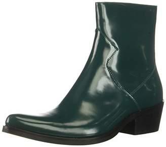 Calvin Klein Jeans Men's Alden Box Calf Fashion Boot