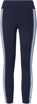 Retro-Stripe 7/8 Leggings