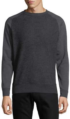 French Connection Raglan Sleeve Sweatshirt