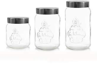 JAY IMPORTS La Maison Jar - Set of 3
