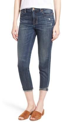 Habitual Vale Slant Fray Hem Jeans