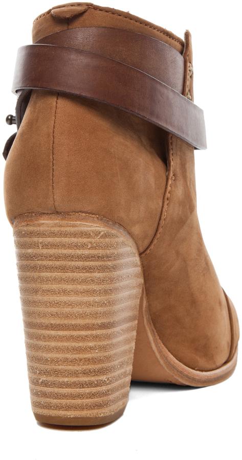 Rag and Bone rag & bone Harrow Suede Boots
