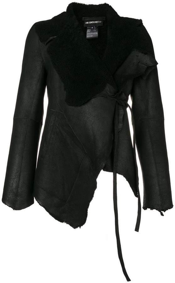 Sander wrap-around coat