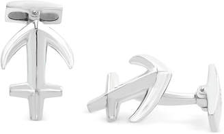 Effy Men's Anchor Cuff Links in Sterling Silver