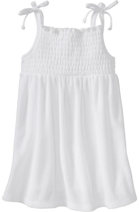 Old Navy Smocked Loop-Terry Cover-Ups for Baby