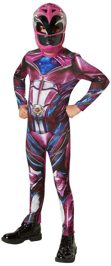 Power Rangers Childs Costume - Pink