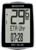 Fahrradcomputer ́ ́BC 16.16 ́ ́, ETA, Tachometer, Kilometerzähler