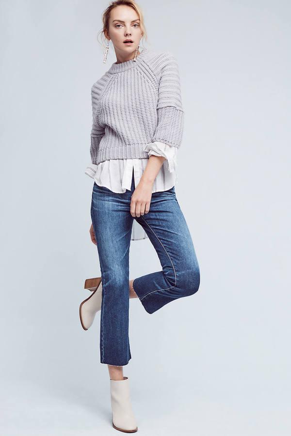 AG JeansAG Jodi High-Rise Kick Flare Jeans