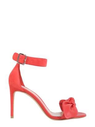 Alexander McQueen Nappa Leather Sandals