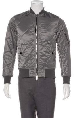 Rag & Bone Nylon Bomber Jacket