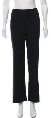 DKNY Wool Wide-Leg Pants