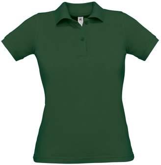 BC B&C Safran Pure Ladies Short Sleeve Polo Shirt (L)