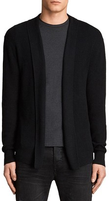 ALLSAINTS Esk Shawl Collar Cardigan $165 thestylecure.com