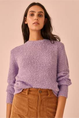 The Fifth PALETTE KNIT lilac