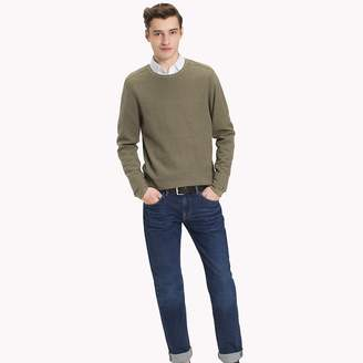 Tommy Hilfiger Look Textured Jumper