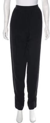 Celine High-Rise Pleated Pants