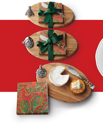 Cutting Board with Ornament