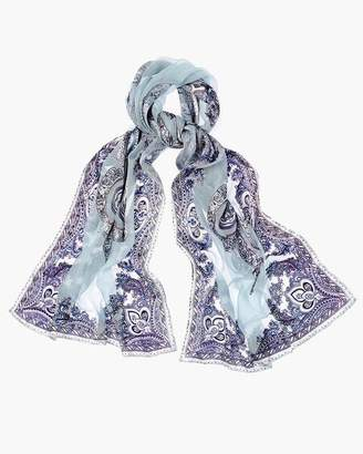 Cool Paisley Scarf