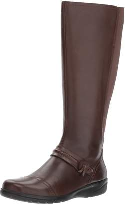 Clarks Women's Cheyn Whisk Knee High Boots