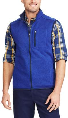 Chaps Big & Tall Regular-Fit Fleece Vest