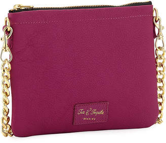 Tea & Tequila Flamingo Chain Clutch Bag, Pink