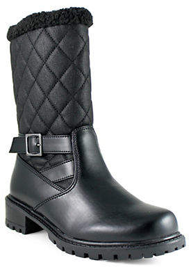 Aquatherm By Santana Canada Whittaker2 Lug Sole Cold Weather Booties