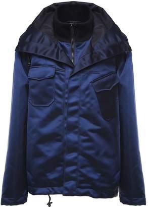 Maison Margiela Technical-nylon Oversized Bomber Jacket