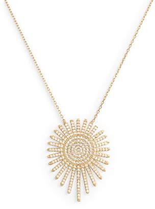 Karen London California Dreamin' Pendant Necklace