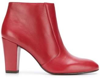 Chie Mihara Huba heeled ankle boots