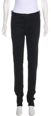 CNC Costume National Mid-Rise Skinny Jeans Black Mid-Rise Skinny Jeans