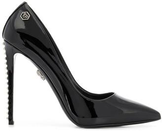 Philipp Plein Rockstud high-heel pumps