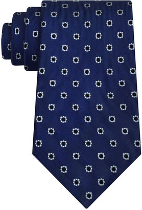 Club Room Men's Margarita Neat Tie, Only at Macy's $52.50 thestylecure.com
