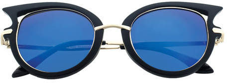 SWG Designer Winged Tip Sunglasses SWGSSC8020