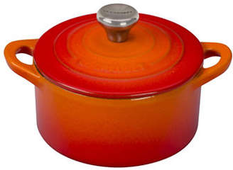 Le Creuset Flame Cast Iron Mini Cocotte