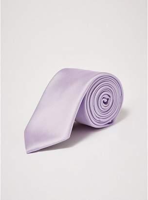 Topman Mens Purple Lilac Tie