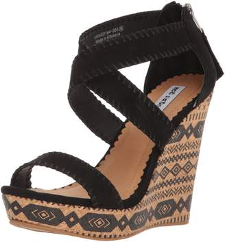 Not Rated Women's Remi Wedge Sandal