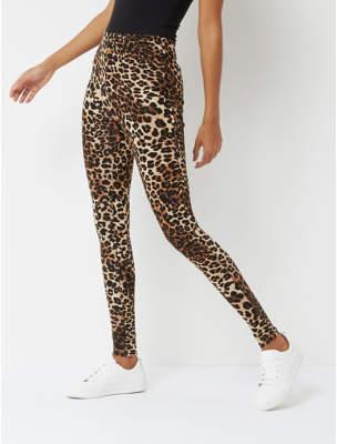 034a46b0fff78d Leopard Print Leggings - ShopStyle UK
