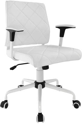 Modway Lattice Vinyl Office Chair