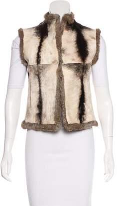 Gucci Reversible Fur Vest