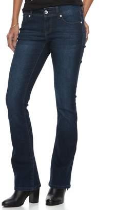 Apt. 9 Women's Embellished Midrise Bootcut Jeans