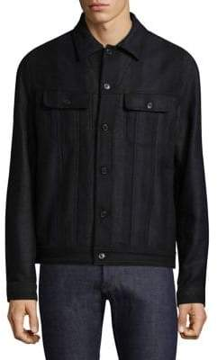 A.P.C. Veste Sean Point Collar Jacket