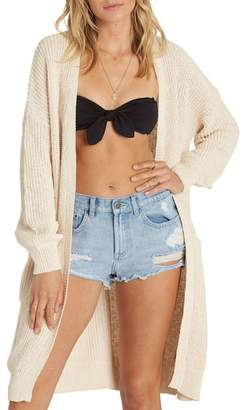 Billabong Ribbed Up Knit Cardigan