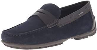 Geox Men's Mwintermonet2fit6 Slip-On Loafer