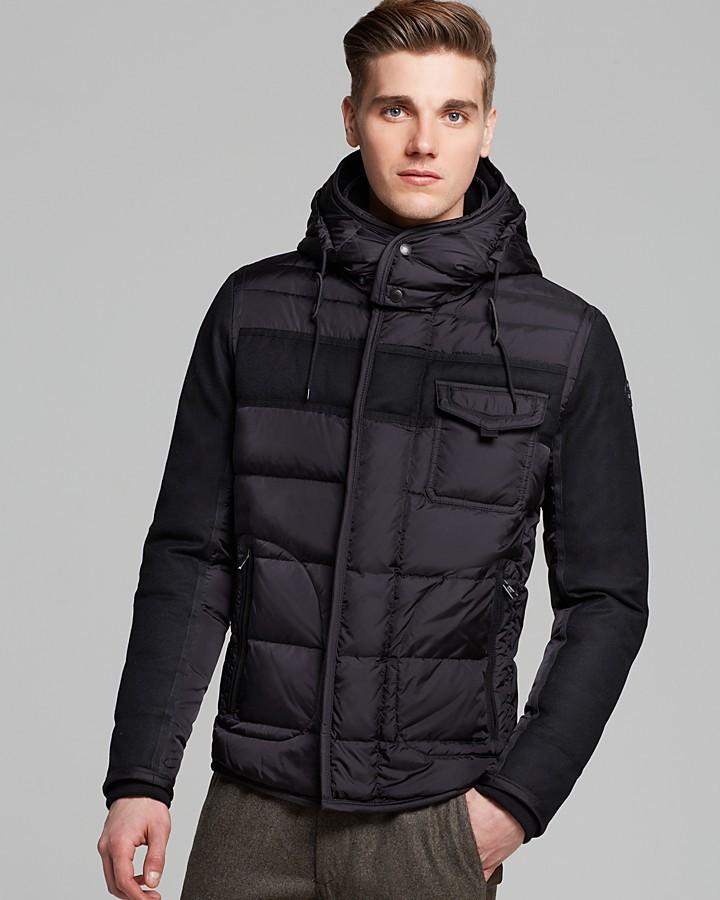 Moncler Ryan Hooded Down Jacket
