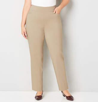 Avenue Super Stretch Pull-On L-Pocket Pant