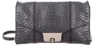 Milly Embossed Crossbody Bag